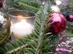 Quick Christmas CenterpieceIdea